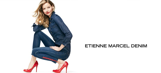 Etienne Marcel Denim at MYHABIT