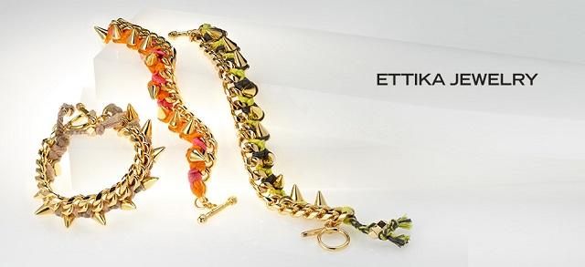 Ettika Jewelry at MYHABIT