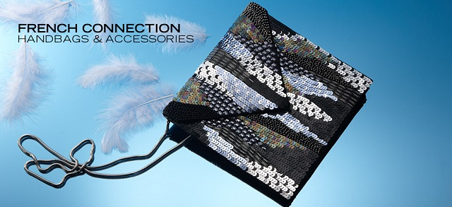 French Connection Handbags & Accessories at MYHABIT