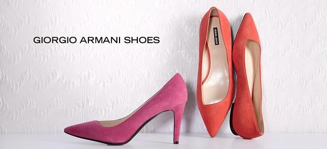 Giorgio Armani Shoes at MYHABIT