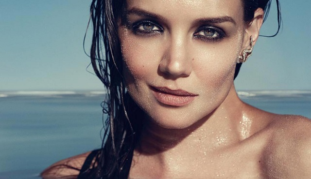 H. Stern Iris Collection Campaign by Katie Holmes_4