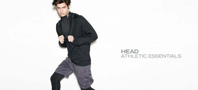 HEAD: Athletic Essentials at MYHABIT
