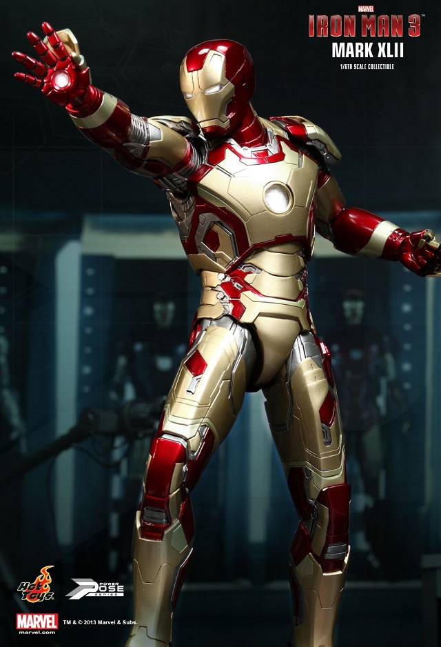 Iron Man 3  - Power Pose Mark XLII_12
