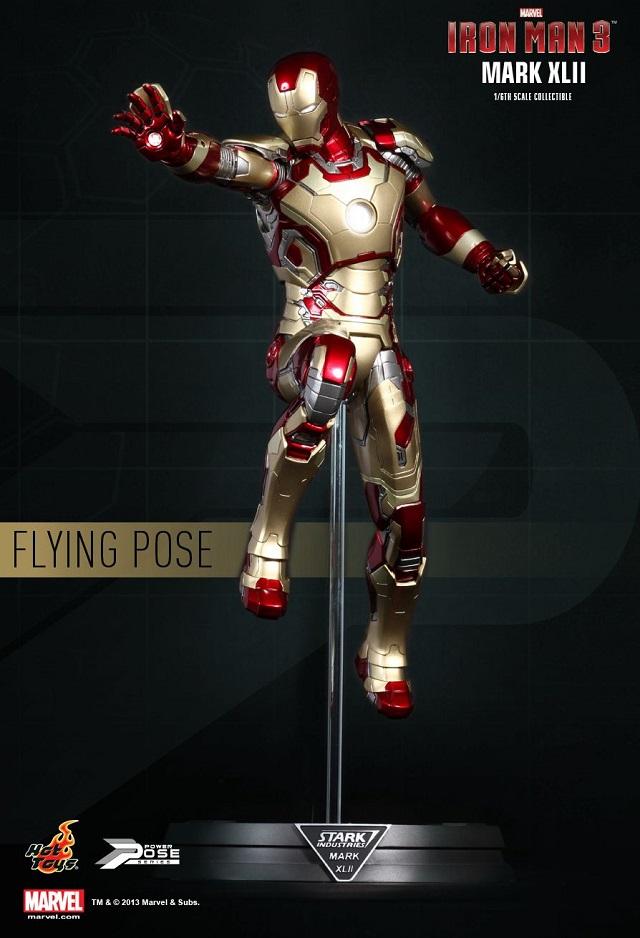 Iron Man 3  - Power Pose Mark XLII_14