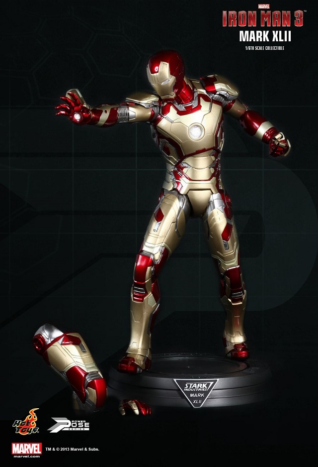 Iron Man 3  - Power Pose Mark XLII_17
