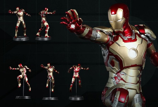 Iron Man 3  - Power Pose Mark XLII_6
