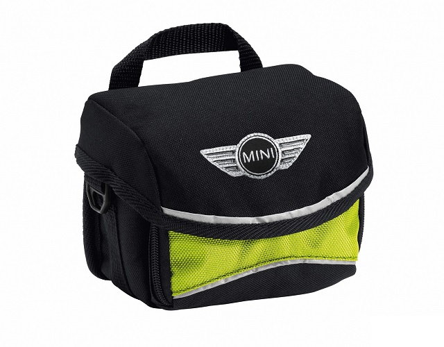 MINI Cooper Folding Bike Lime_8
