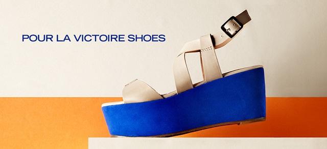 Pour La Victoire Shoes at MYHABIT