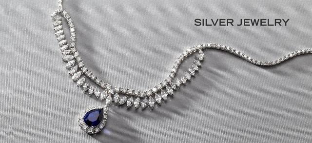 Silver Jewelry at MYHABIT