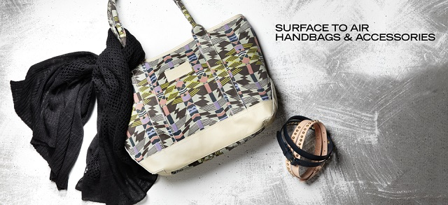 Surface to Air Handbags & Accessories at MYHABIT