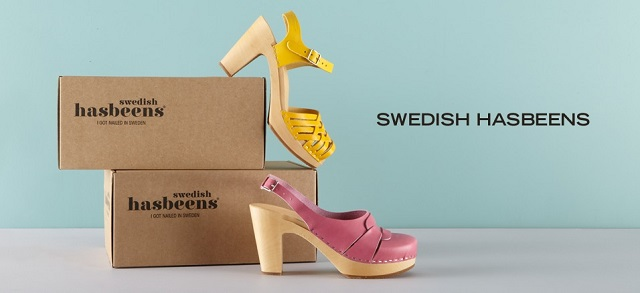 Swedish Hasbeens at MYHABIT
