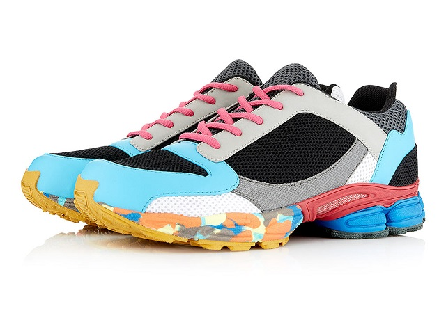 TMD Fluro Trainers by Topman_2