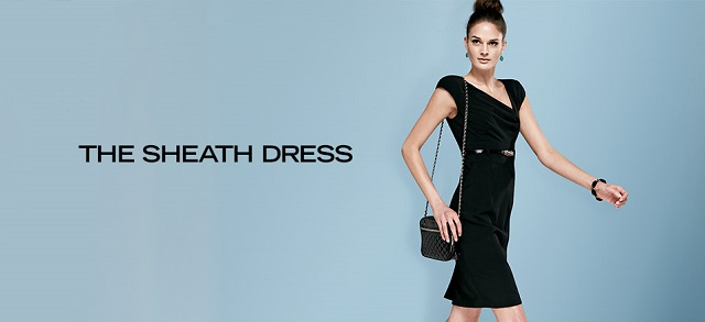 The Sheath Dress at MYHABIT