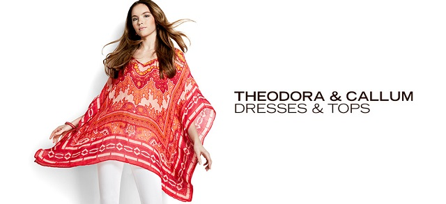 Theodora & Callum: Dresses & Tops at MYHABIT