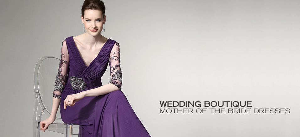 Wedding Boutique: Mother of the Bride Dresses at MYHABIT