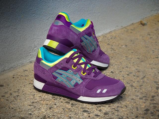 ASICS Gel-Lyte III - Purple
