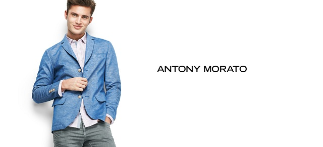Antony Morato at MYHABIT