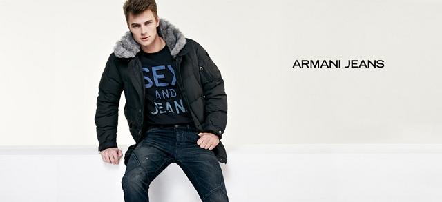 Armani Jeans at MYHABIT