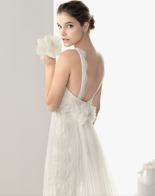 Barbara Palvin for Rosa Clara  Bridal Collection 2014_3
