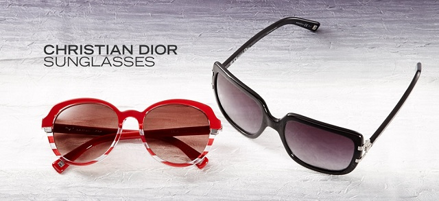 Christian Dior Sunglasses at MYHABIT