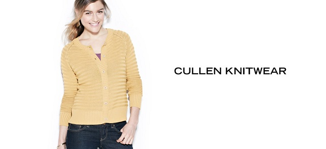 Cullen Knitwear at MYHABIT