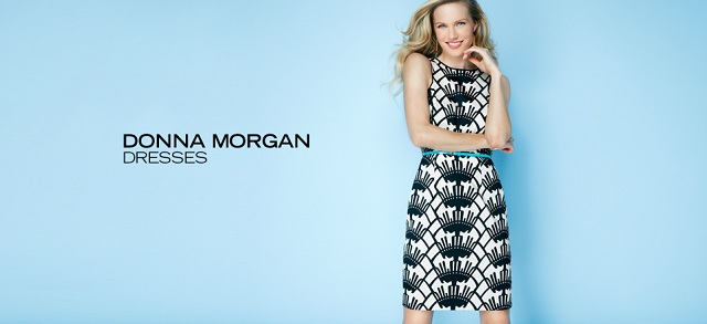 Donna Morgan Dresses at MYHABIT