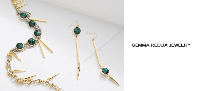 Gemma Redux Jewelry at MYHABIT