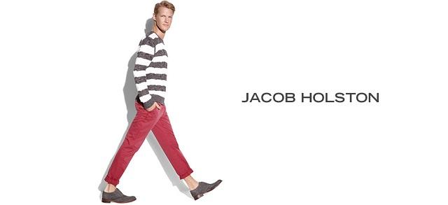 Jacob Holston at MYHABIT