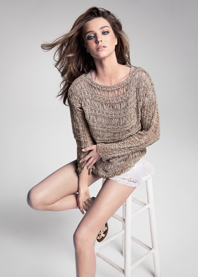 Miranda Kerr for Mango Summer 2013 Campaign_3