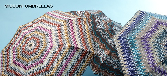 Missoni Umbrellas at MYHABIT