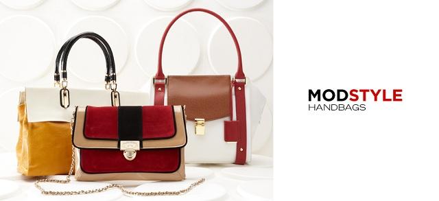 Mod Style Handbags at MYHABIT