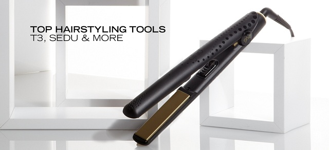 Top Hairstyling Tools T3, Sedu & More at MYHABIT