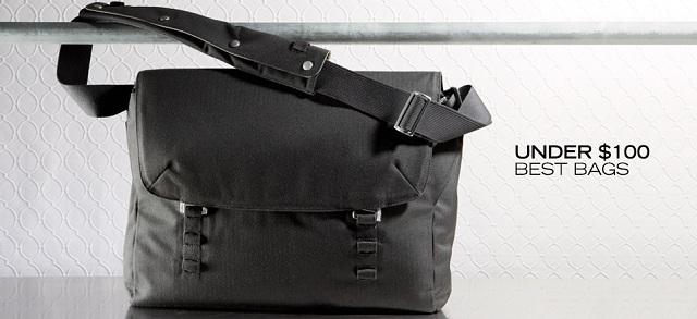 Under $100 Best Bags at MYHABIT