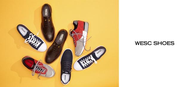 WeSC Shoes at MYHABIT