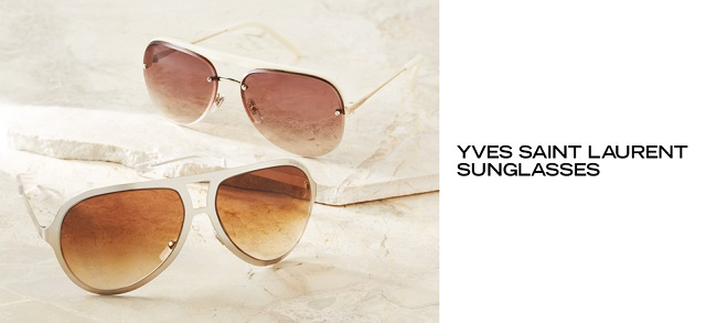 Yves Saint Laurent Sunglasses at MYHABIT