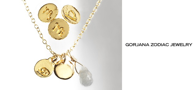 gorjana Zodiac Jewelry at MYHABIT