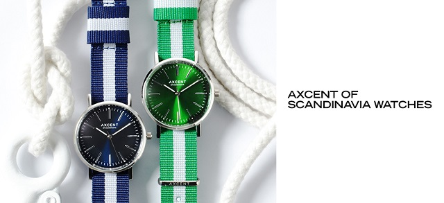 Axcent of Scandinavia Watches at MYHABIT