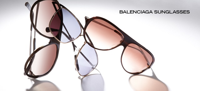 Balenciaga Sunglasses at MYHABIT