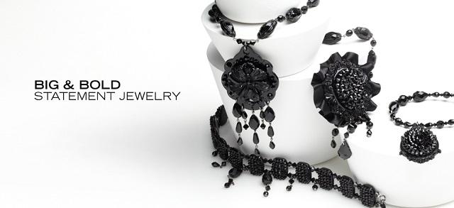 Big & Bold Statement Jewelry at MYHABIT