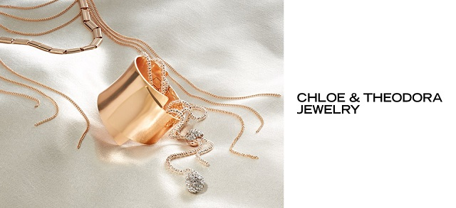 Chloe & Theodora Jewelry at MYHABIT