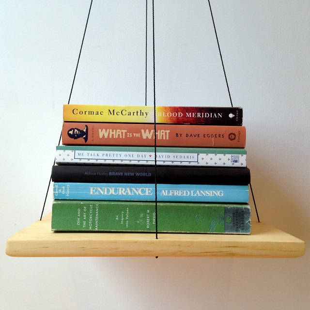 Cush Design Studio Balance Bookshelf - Black_5