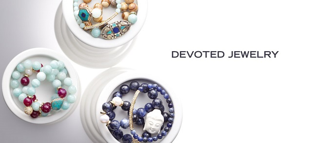 Devoted Jewelry at MYHABIT