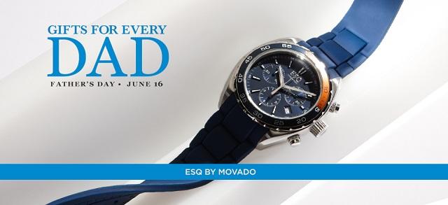 ESQ by Movado at MYHABIT