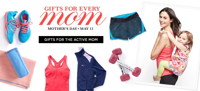 Gifts for the Active Mom at MYHABIT