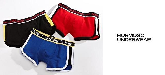 Hurmoso Underwear at MYHABIT