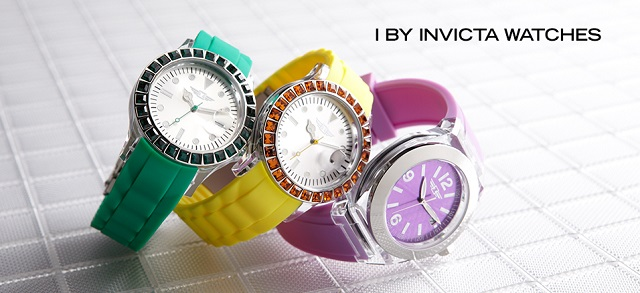 I by Invicta Watches at MYHABIT