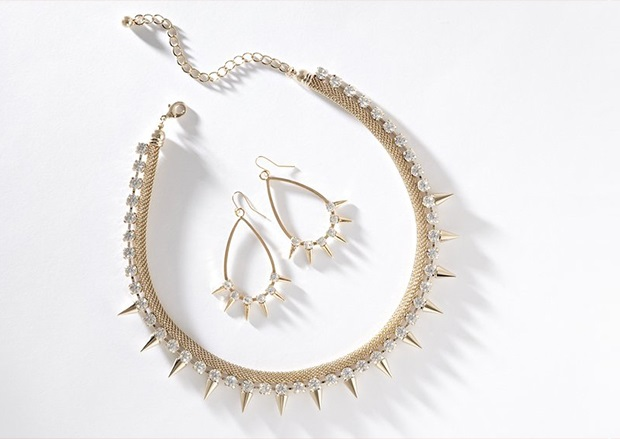 Leslie Danzis Spike Jewelry