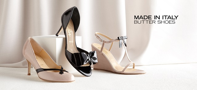 Made in Italy Butter Shoes at MYHABIT