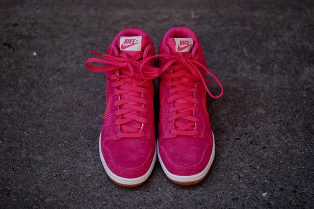 Nike Wmns Dunk Sky Hi - Pink_4