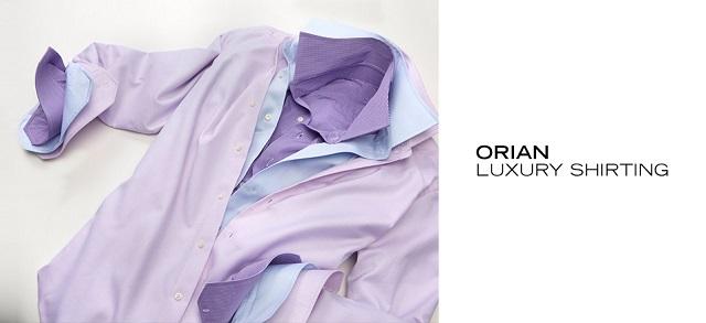 Orian Luxury Shirting at MYHABIT